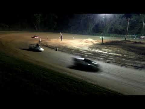 Wheelersburg, OH. Great time for everyone. Drivers from 7 to 50+. Check them out. https://www.facebook.com/WheelersburgRaceway/ - dirt track racing video image