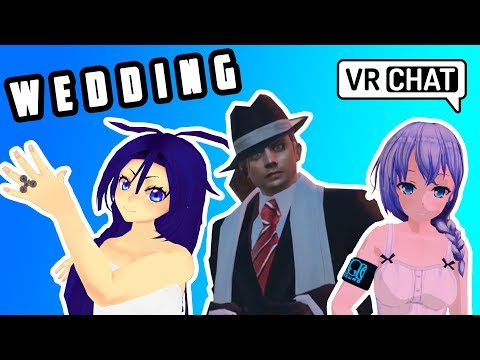 VRChat: The Nagzz Wedding! with Rad and Matsix [Special] (Virtual Reality)