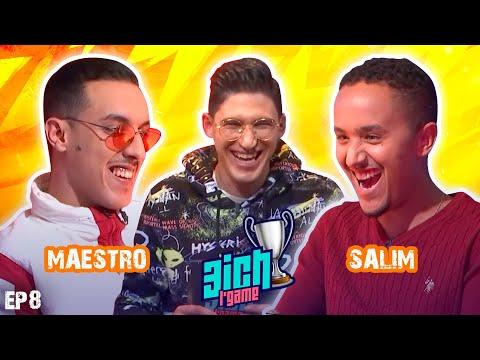 3ICH L'GAME S2 - Épisode 8 - MAESTRO VS Salim Hammoumi / Portrait REDLINE |