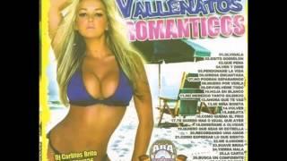 las 30 pegaditas del vallenato romantico Dj Carlitos Brito