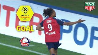 Goal Loïc REMY (12') / LOSC - Nîmes Olympique (2-2) (LOSC-NIMES) / 2019-20