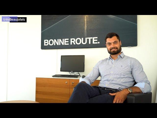 Portrait Chinois - Pierre Duverger / Groupe Altitude BMW Mini