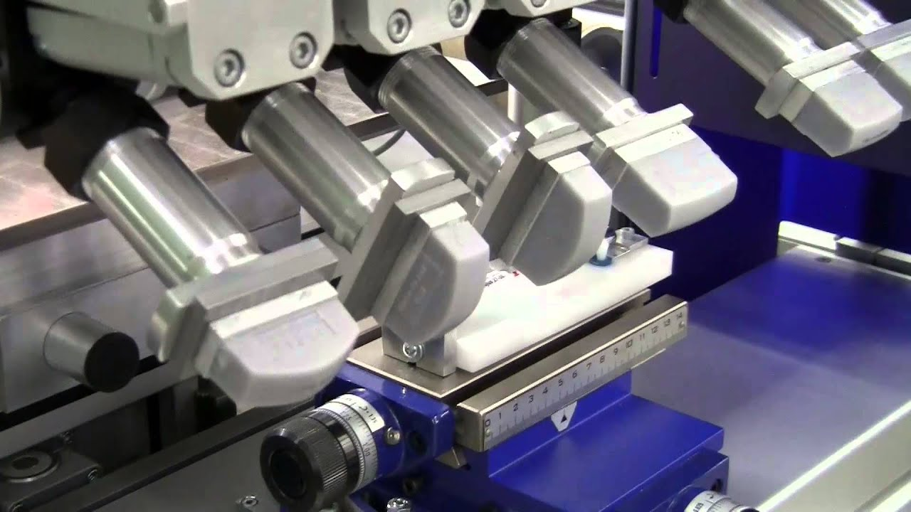 tampondruckmaschine pad printing machine machine de tampographie tpx 301 youtube. Black Bedroom Furniture Sets. Home Design Ideas