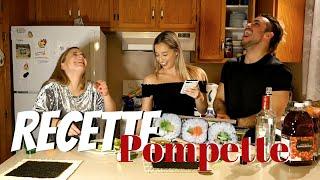 RECETTE POMPETTE | PART 1