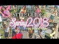 Style Guide Spring 2018 | Holy She