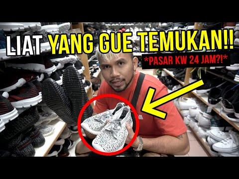 HUNTING KW DI SINGAPORE?! PASAR 24 JAM NON STOP!! #BLUSUKAN