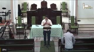 Live IPH 17/03/2021 - Culto de oração e doutrina