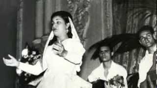 Mary Sánchez - Mariquilla La Perrera 1ª Versión