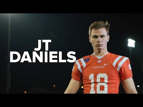 JT Daniels: 2017-2018 Gatorade National Football Player of the Year