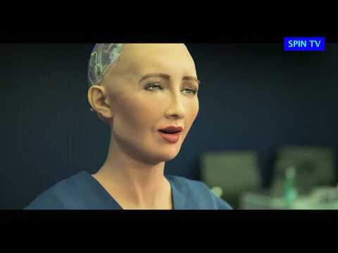 Roboti mwenye akili wa Saudi Arabia azua gumzo