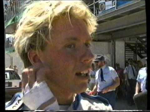 JJ Lehto Australian GP 1989