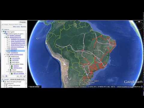 SAMPLE VIDEO REGARDING GOOGLE EARTH COMERCIAL PRESENTATION