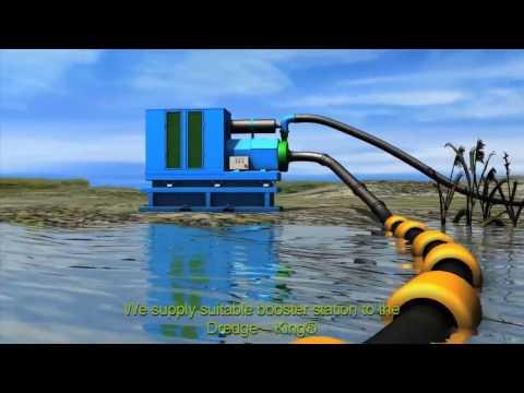 Земснаряд Senwatec Dredge-King 2