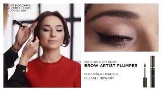 Makijaż klasyczny na czerwony dywan – CANNES 2015