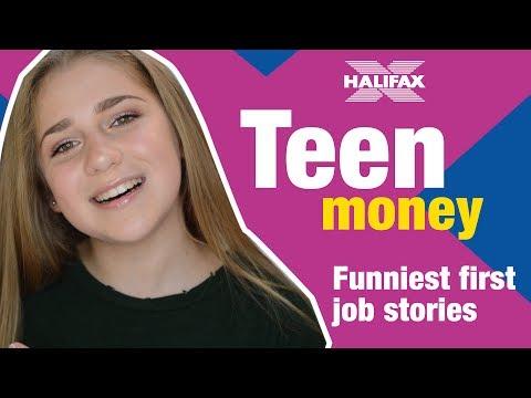 First Jobs! #HalifaxTeenMoney (Ad)   EvieEllen