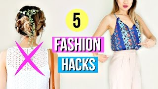 5 Fashion Hacks Every Girl Must Know for Music Festivals!