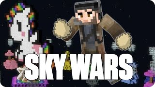 ¡THE LORD OF THE HUEVOS! Sky Wars | Minecraft