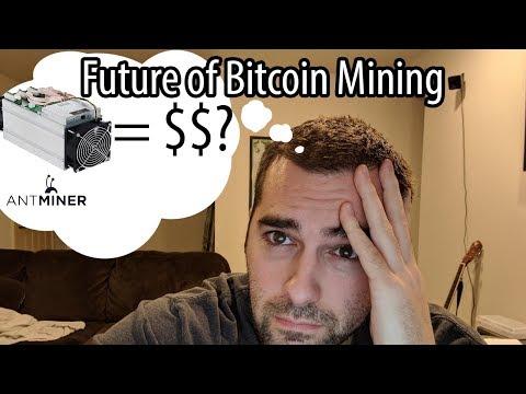 Bitcoin Goldrush - Profitable mining in 2018? Think again