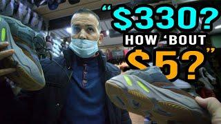 Morocco Fake Market Spree!