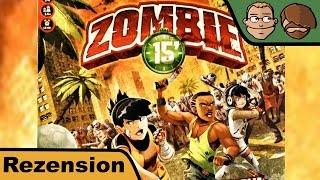 Zombie 15' - Brettspiel Test - Spiel - Rezension #51