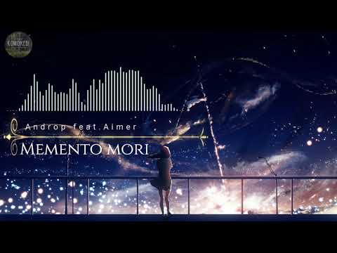 Androp feat Aimer-  Memento mori  -(Sub Español   Sub Ingles   Sub Romaji   )