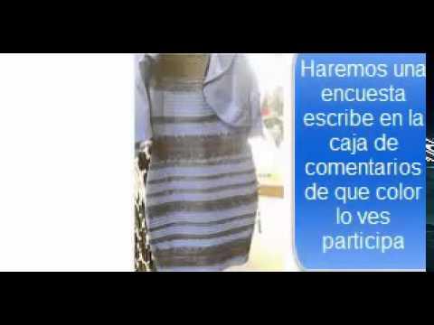 De Que Color Ves Este Vestidothe Dress