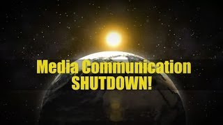 SOLAR FLARE! Causes Media COMMUNICATION SHUTDOWN