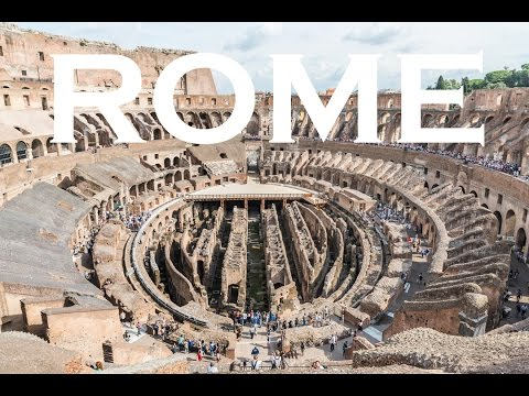 Rome & Vatican City - Europe Trip 2016
