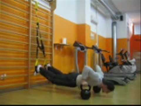 TRX & FUNCTIONAL TRAINING: 50 exercises by Coach Miletto