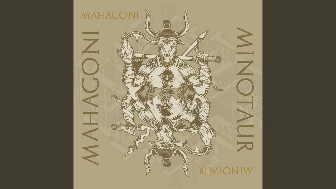 Mahagoni - Minotaur (Album) produced by Def Ill out now