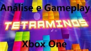 Tetraminos - Análise e Gameplay Xbox One