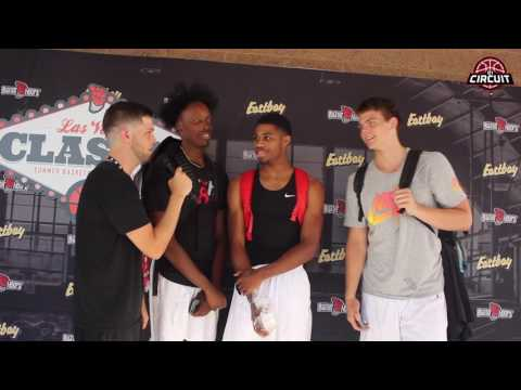 Interview with John Newman & Will Dillard of Team CP3 NC at #The8