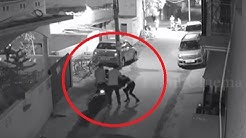 Shocking : CCTV Video : New Year : Young Girl Molested In Bangalore