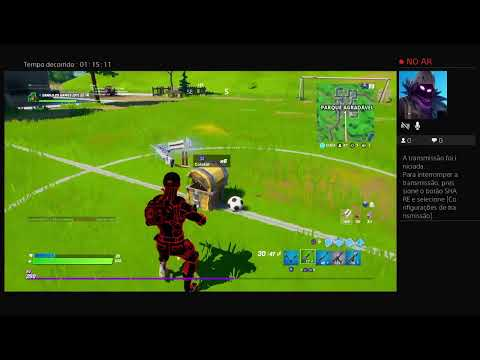 Super Live De Danilo Cs Games( Fortinite)