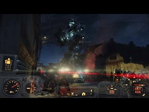 Fallout 4 Mw2 Siege OST (Raiders attack Boston air port)