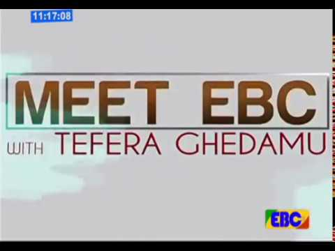 #EBC Meet ebc interview with Tewodros Dawit CEO. Ethiopian Airports Enterprise