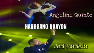Hanggang Ngayon - Angeline Quinto & Jed Madela (Shane Filan Live in Concert, DAVAO)