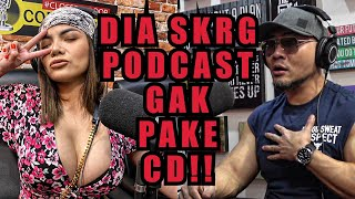 SEKARANG NO CD‼️ DINAR CANDY - GUE GILA LAMA2- Deddy Corbuzier Podcast