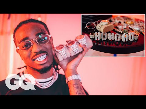 Wayne - Quavo Has A Crazy Jewelry Collection