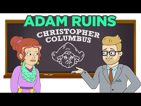 Christopher Columbus Was a Murderous Moron