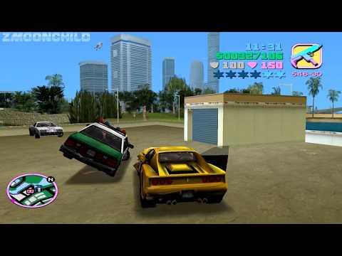 Starter Save - Part 16 - GTA Vice City PC - Complete Walkthrough - Achieving 44.81%