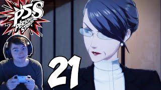 Persona 5 Strikers WALKTHROUGH - Part 21: No Sense Of Justice