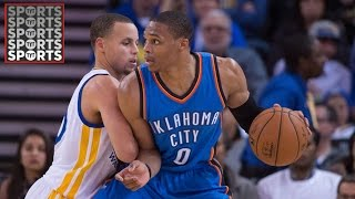 Steph Curry Starting Over Russell Westbrook in All Star Game