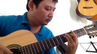 Những ngày Đẹp trời - Guitar Solo