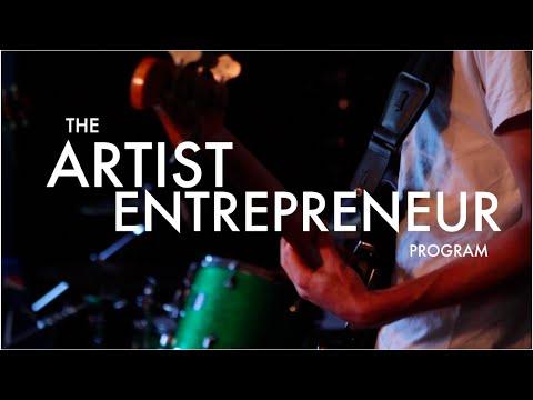 Canada's Music Incubator - Artist Entrepreneur Program