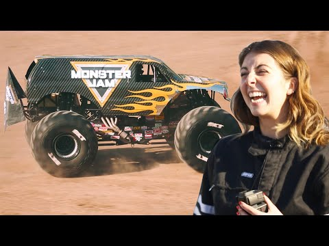 How Driving A Monster Truck Changed My Life