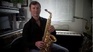 Saxophone Lesson - Careless Whisper Sax Lesson