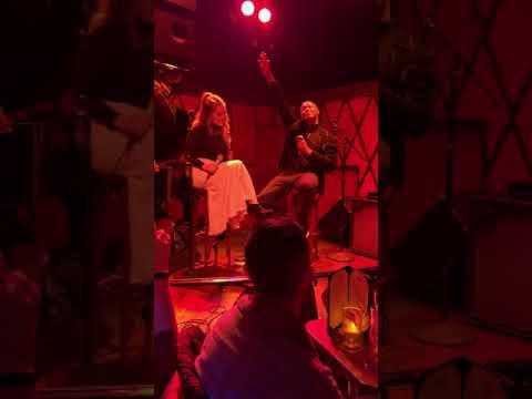 "Shoshana Bean & Avery Wilson ""All To Me"" Rockwood Music Hall"