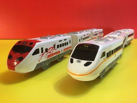 Plarail Taiwan PUYUMA AND TAROKO TRAIN  (01648 en)
