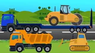 Toy Construction | Road Construction